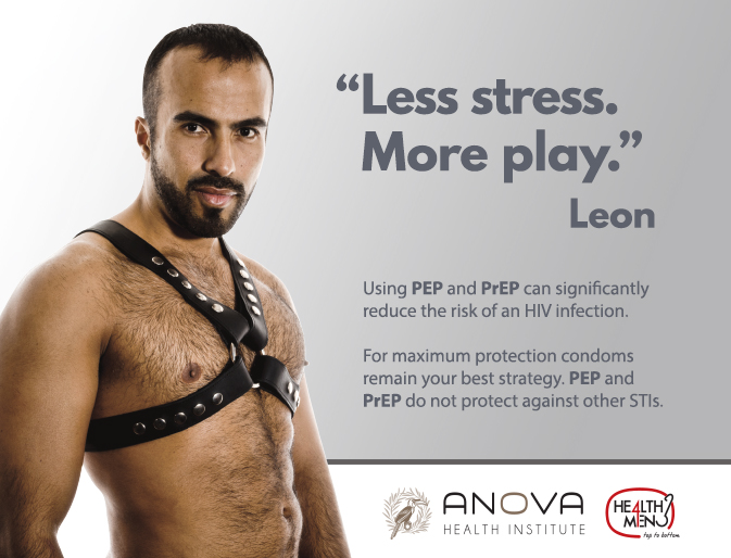Health4Men: Less stress, more play